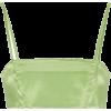 STAUD green bra top - Roupa íntima -