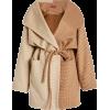 STAUD neutral brown beige coat - Giacce e capotti -