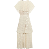 STELLA MCCARTNEY Appliquéd tiered cotton - Vestiti -