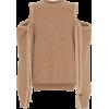 STELLA MCCARTNEY Cashmere and wool sweat - Long sleeves shirts -