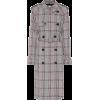 STELLA MCCARTNEY Check wool-blend coat - Jacket - coats -