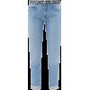 STELLA MCCARTNEY Logo-jacquard belted je - Jeans -