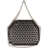 STELLA MCCARTNEY New Falabella mini crys - Hand bag -