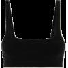 STELLA MCCARTNEY Perforated jersey soft- - Unterwäsche -