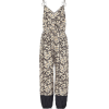STELLA MCCARTNEY Sienna floral silk jump - Kombinezoni -