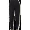 STELLA MCCARTNEY Striped knitted track p - Leggings -