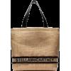 STELLA MCCARTNEY brown & black bag - Hand bag -