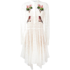 STELLA MCCARTNEY embroidered robin lace - Dresses -
