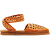 STELLA MCCARTNEY woven espadrille - Sapatilhas -