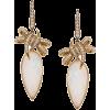 STEPHEN WEBSTER embellished bow earrings - Ohrringe -