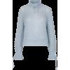 STINE GOYA blue peace sweater - Maglioni -