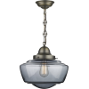 STOWE schoolhouse style ceiling lamp - Uncategorized -