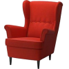 STRANDMON armchair IKEA - Furniture -