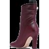 STUART WEITZMAN Textured-leather ankle b - Stiefel -
