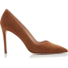 STUART WEITZMAN brown suede escarpin - Classic shoes & Pumps -