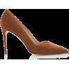 STUART WEITZMAN brown suede escarpin - Classic shoes & Pumps -