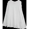 STYLENANDA Extended Sleeve Cotton T-Shir - Shirts - lang -