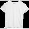 STYLENANDA Short Sleeve Cotton Blend T-S - Shirts - kurz -