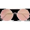 SUNDAY SOMEWHERE Valentine round-frame r - Occhiali da sole - $290.00  ~ 249.08€