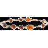 SUZANNE KALAN 18-karat gold diamond cuff - Bracelets -