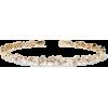 SUZANNE KALAN 18-karat gold diamond cuff - Narukvice -
