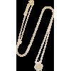 SUZANNE KALAN 18-karat gold diamond neck - Halsketten -