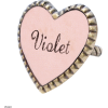 SWEET HEART ring - Rings -