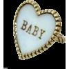 SWEET HEART ring - Pierścionki -
