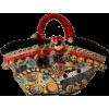 Sacra Sikuly Coffa Bag - Travel bags -