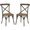 Safavieh Franklin X-Back Bistro Chair - Uncategorized - $232.89