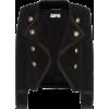 SaintLaurent Cotton Velvet Jacket - Jakne in plašči -