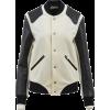 Saint Laurent Heaven Varsity Jacket - Jacket - coats - $1,982.76