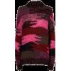 Saint Laurent Patchwork Sweater - Puloveri -