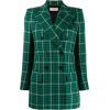 Saint Laurent Prince of Wales check-patt - Sakoi -