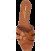 Saint Laurent Slide Sandal - Сандали -