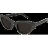 Saint Laurent Sunglasses - サングラス - $1,320.00  ~ ¥148,564