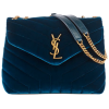 Saint Laurent - Velvet bag - Torbice -
