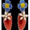 Saint Laurent earring - Aretes -