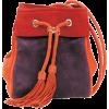 Salvatore Ferragamo Bag Orange - Bag -