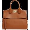 Salvatore Ferragamo Top Handle Bag - Hand bag -