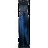 Salvatore Ferragamo V-neck gown - Dresses -