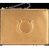 Salvatore Ferragamo - Clutch bags -