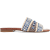 Sam Edelman raffia slides - Sandals -