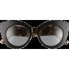 Sam Edelman Oversized Sunglasses - Темные очки -