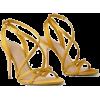 Sandal Heel - Sandały -