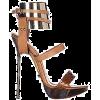 Sandale Beige Sandals - サンダル -