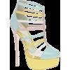 Sandale Colorful Sandals - Sandals -