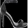 Sandals - Jeans -
