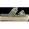 Sandals - 凉鞋 -