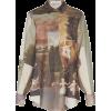 Sandra Mansour Savane Printed Shirt - Košulje - duge - $999.00  ~ 858.03€